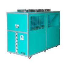 食品行業風冷式低溫冷水機30HP