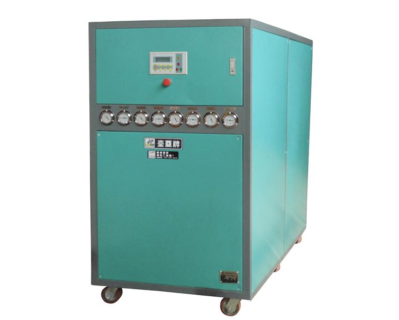 40HP研磨机专用冷水机正面