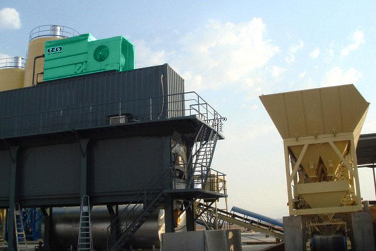 混凝土片冰机冷却工程图1