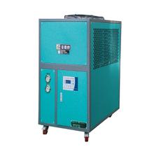 食品行業風冷式低溫冷水機3HP
