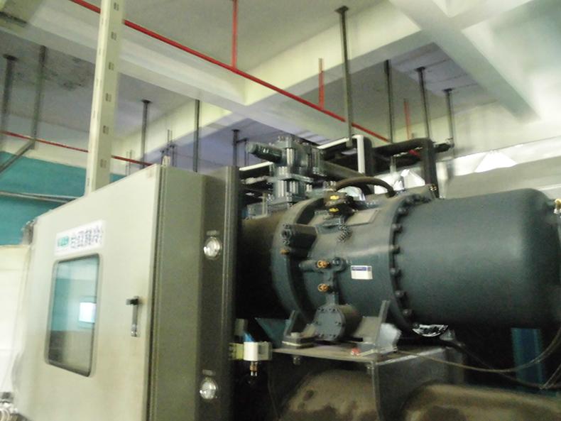 螺杆式冷水机机箱